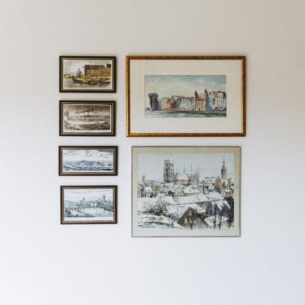 Wyposazenie - Villa Viktoria - pokoje i apartamenty nad morzem